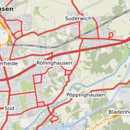 Herne Karte Stadtteile.Do Verlangerung Der S4 Uber Bochum Ruhrpark Nach Herne