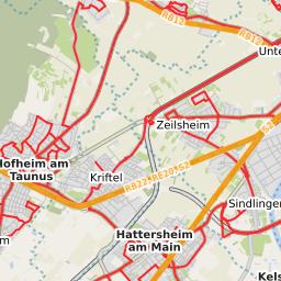 SBahn Mainz Linie Plus Extern