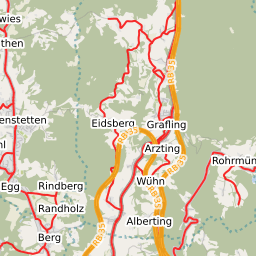Elektrifizierung Plattling Deggendorf Linie Plus Extern