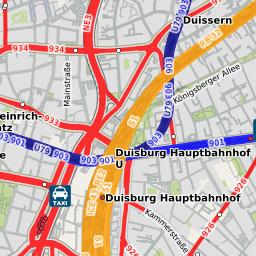 Neuer UBahnhof Duisburg Hauptbahnhof Linie Plus Extern