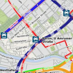 Neuordung am SU BerlinHauptbahnhof DB M41 und M85 Linie Plus